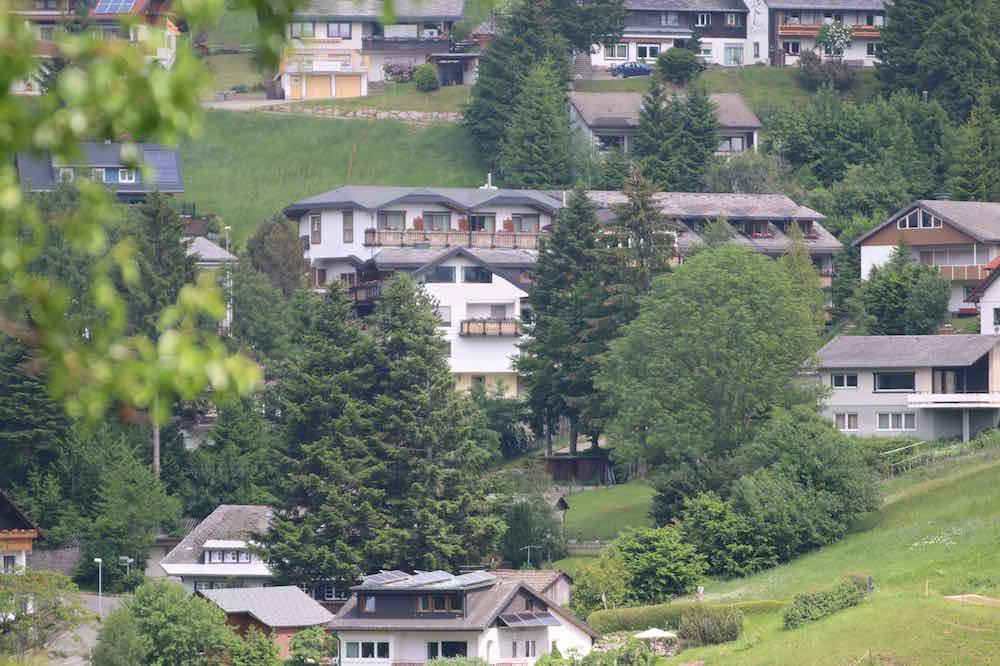 Hotels Pensionen Todtnauberg